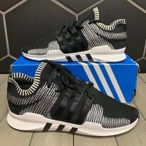 Adidas EQT Support ADV Primeknit Black Shoe Sz 13
